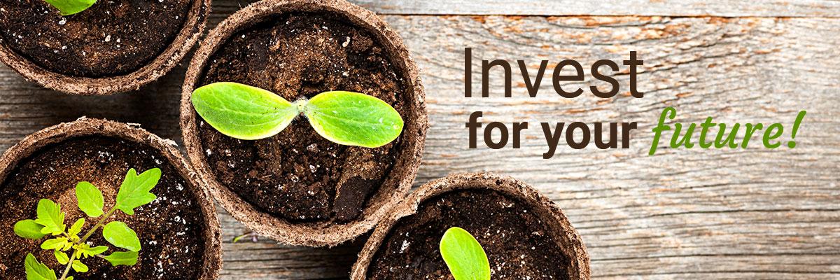 Invest for your future - IRA - Public Service Credit Union