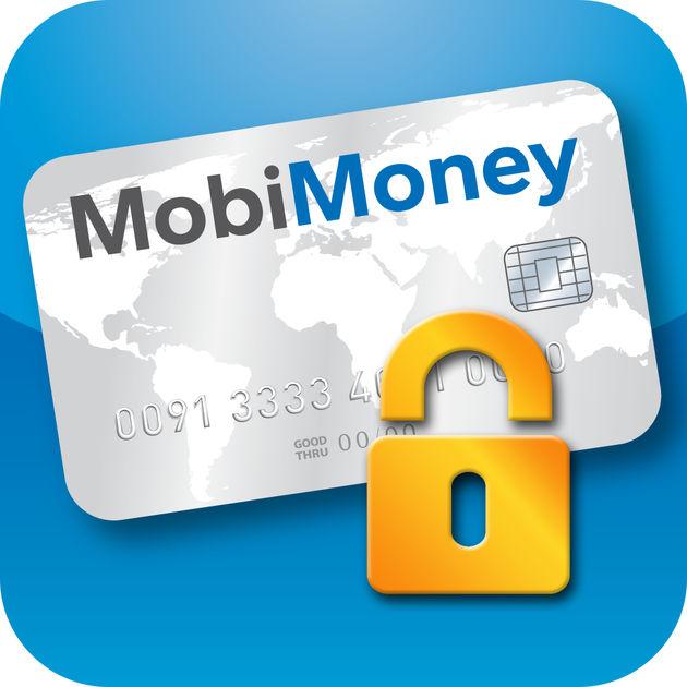 mobi money app logo image