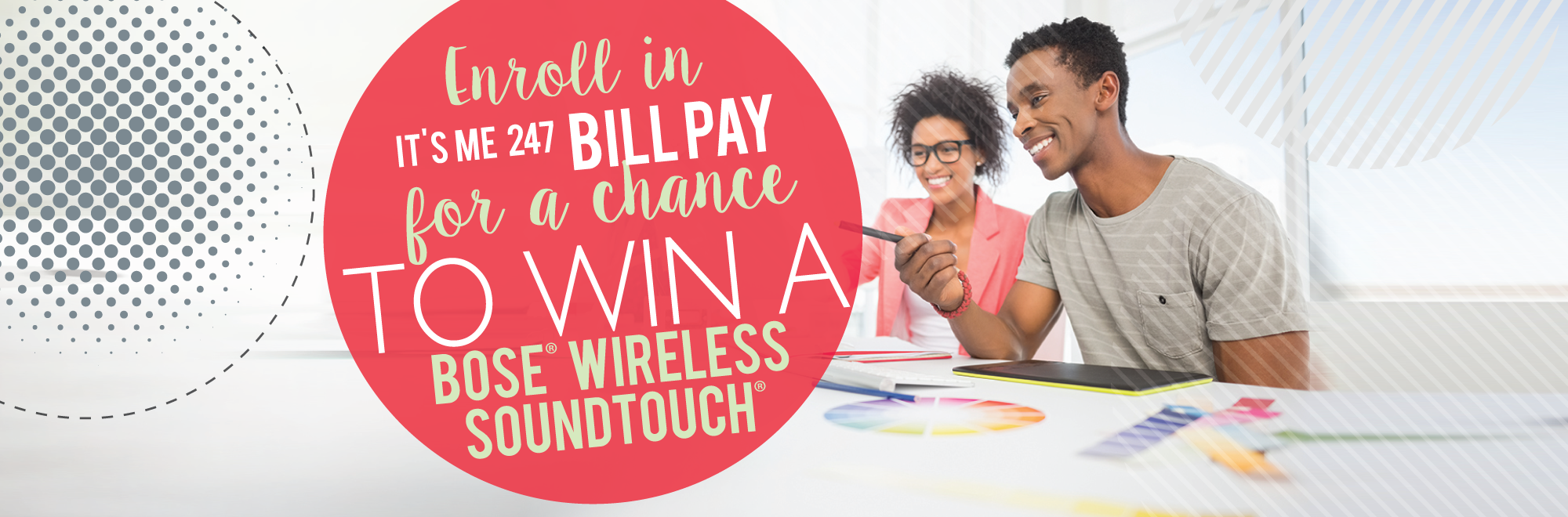 Enroll in Bill Pay banner image