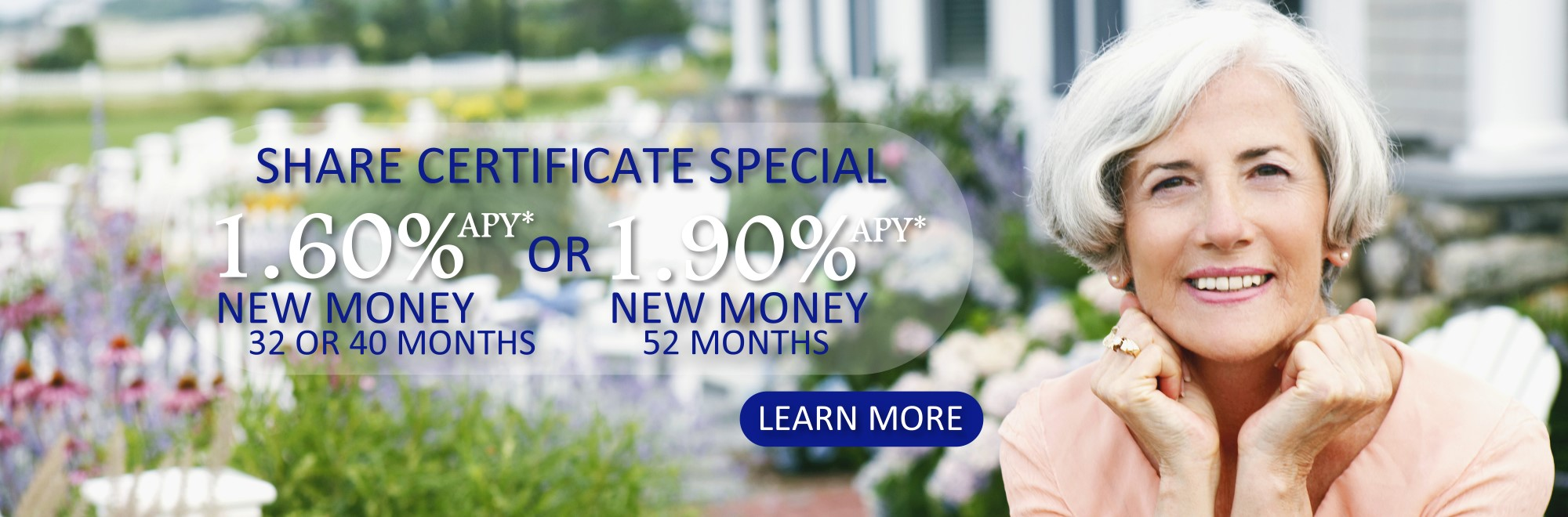 Share Certificate Special banner image