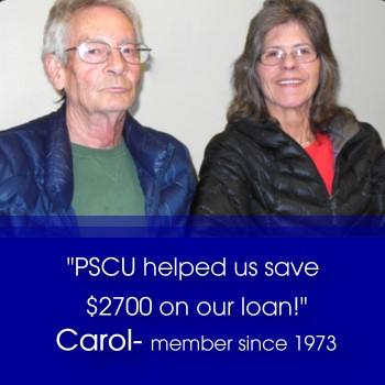 Carol Testimonial image