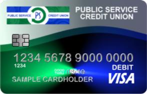 Debit Card Image