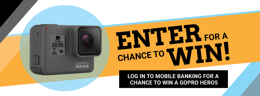 Enter to win a GOPRO HERO5