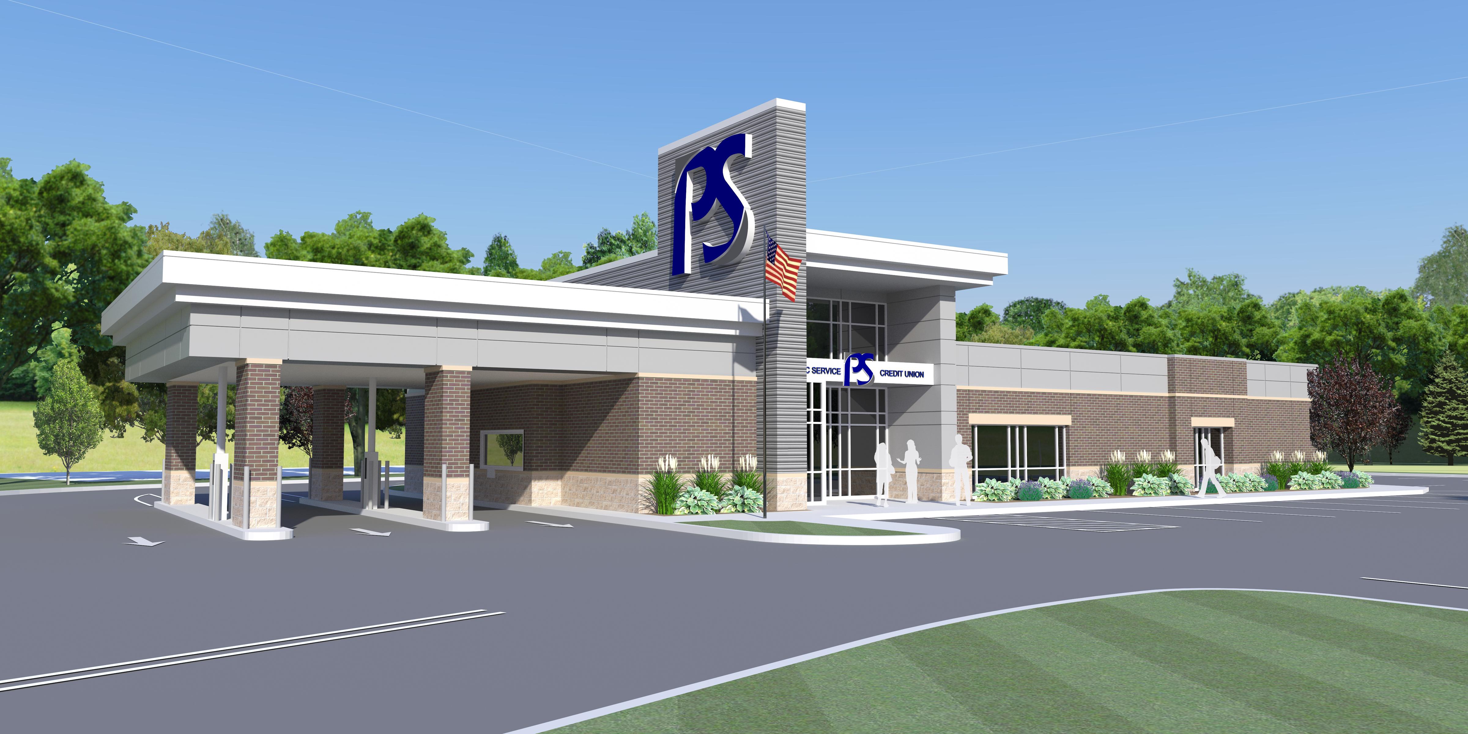 PSCU new building image