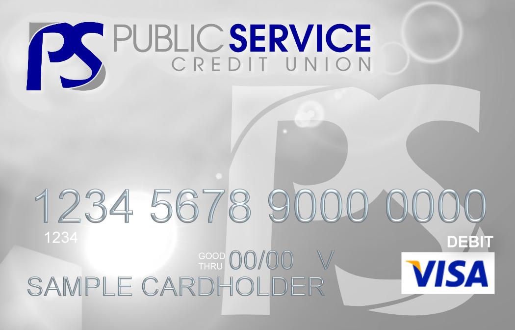 PSCU Visa Platinum Image