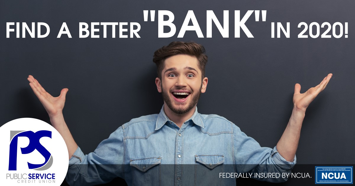 Find a better bank in 2020