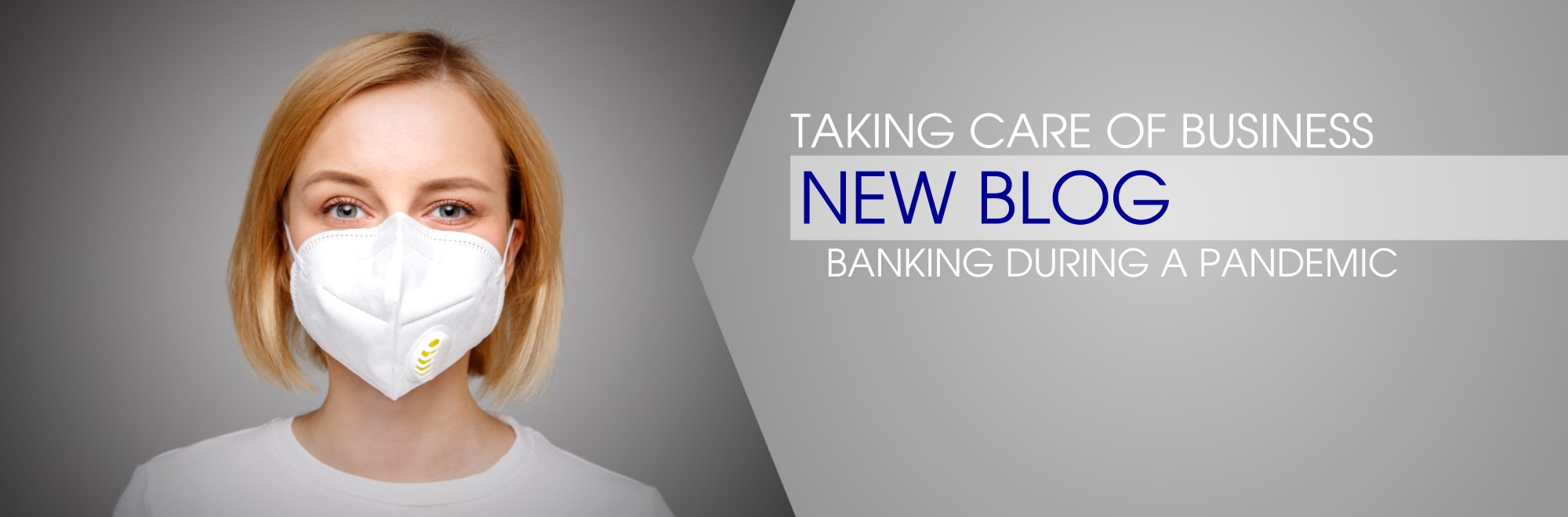 taking care of business- new blog- banking during a pandemic