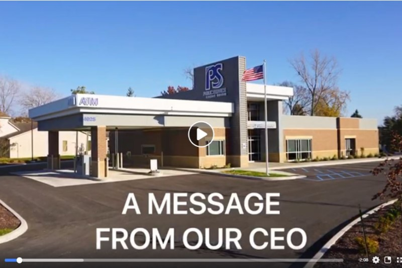 video thumbnail: A message from our CEO- click for video