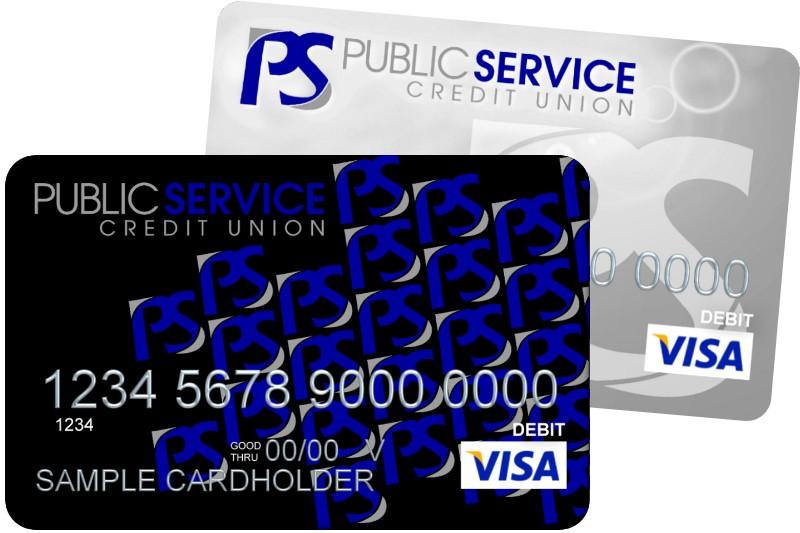 pscu debit and credit card