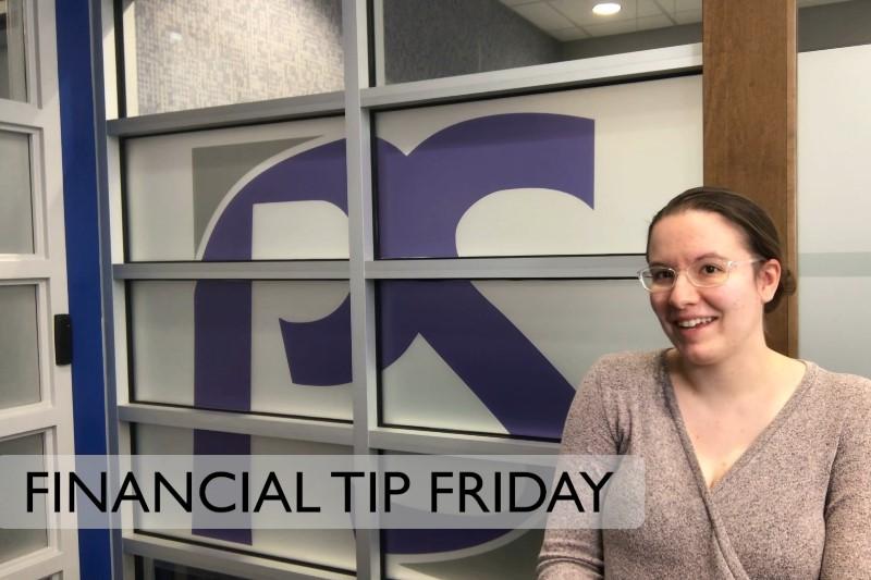 Rebecka's financial tip Friday video snip