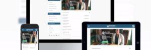 new design for online banking
