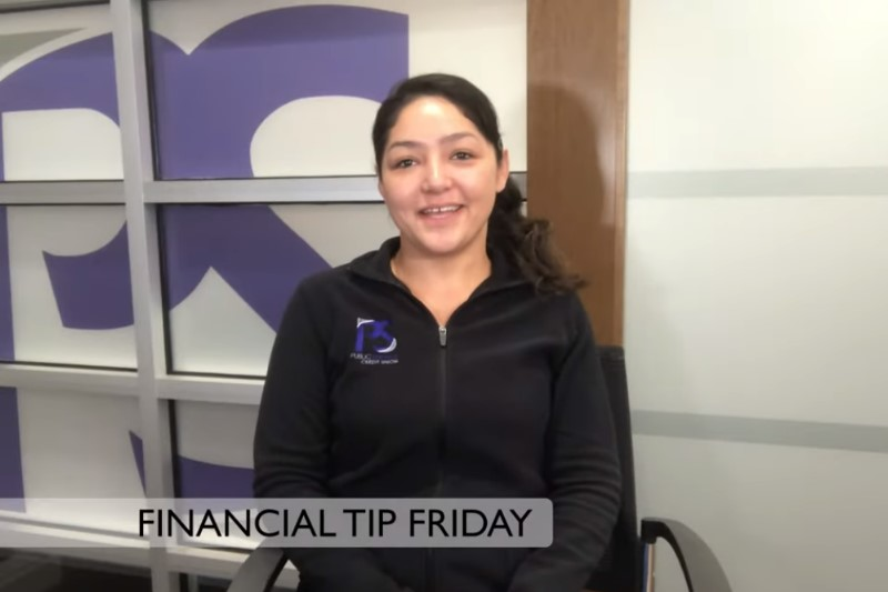 Financial Tip Friday with Jenn